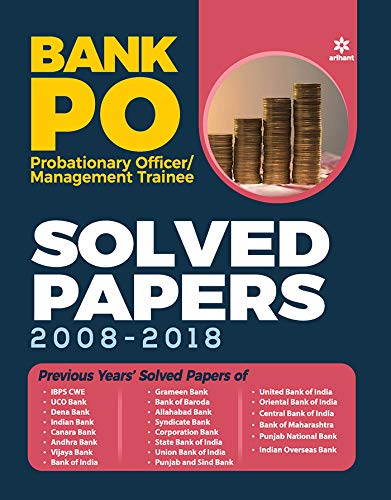 Solved Papers Bank PO 2019
