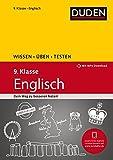Wissen - Üben - Testen: Englisch 9. Klasse: Mit MP3-Download zum besseren Hörverständnis. Ideal zur Vorbereitung auf Klassenarbeiten. Für Gymnasium und Gesamtschule