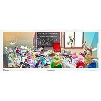 Stampa artistica su pannello - CONDOMINIO1 - Serie dedicata agli Amministratori di condominio