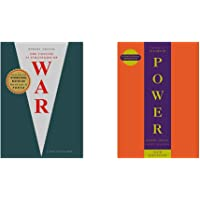 The Concise 33 Strategies of War (The Robert Greene Collection) + The Concise 48 Laws Of Power (The Robert Greene…