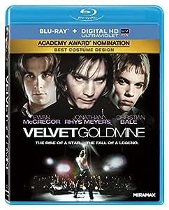 Velvet Goldmine  [1998] [US Import] [Blu-ray] [Region A]