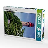 Leuchtturm Kap Arkona, Insel Rügen 1000 Teile Puzzle hoch (CALVENDO Orte)