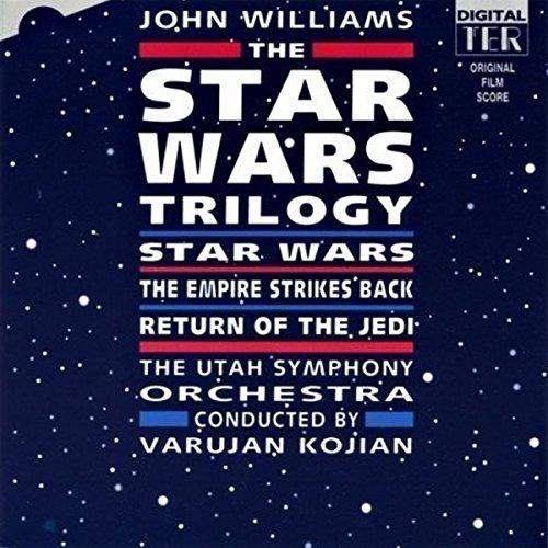 Preisvergleich Produktbild Krieg der Sterne Trilogie (Star Wars Trilogy)