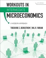 Workouts in Intermediate Microecomomics - A Modern Approach 8e