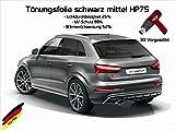 3 D Tönungsfolie passgenau vorgewölbt Audi A4 B8 TYP 8K AVANT Kombi Bj....