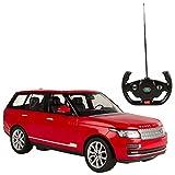 Rastar - Range Rover Sport 2013, coche teledirigido, escala 1:14, color rojo (ColorBaby 85023)