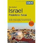 DuMont Reise-Handbuch Reiseführer Israel, Palästina, Sinai: mit Extra-Reisekarte