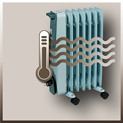 Einhell Heizung Ölradiator / 1500 Watt - 7