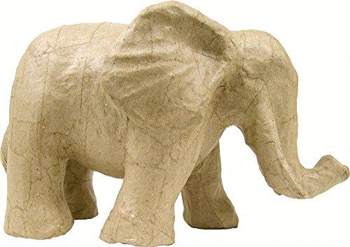 decopatch-figura-de-papel-mach-12-cm-aprox-diseo-de-elefante
