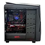 Ant PC Solenopsis GKL700Ti Editing & Gaming Desktop Computer with Liquid Cooled 7th Generation Intel core i7 7700 4.2 Ghz, Nvidia GTX 1080Ti 11GB, 16GB DDR4 2400Mhz RAM, 120GB SSD, Microsoft Windows 10 HOME trial (Ideal for 4K Ultra Gaming, Photoshop, Lightroom, Coral Draw, 3Ds Max, After effect, Premier Pro, Auto CAD Mental Ray V-ray, Sony Vegas Pro)