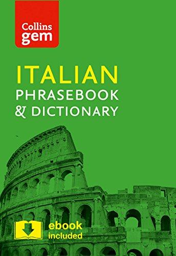 Collins Gem Italian Phrasebook & Dictionary par Collins Dictionaries