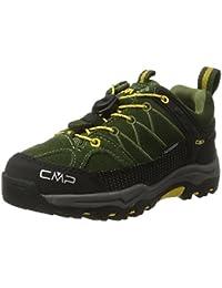 CMP Rigel WP, Zapatos de Low Rise Senderismo Unisex Niños