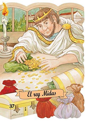 El Rey Midas (Troquelados Clasicos) by Enriqueta Capellades (2005-04-06)