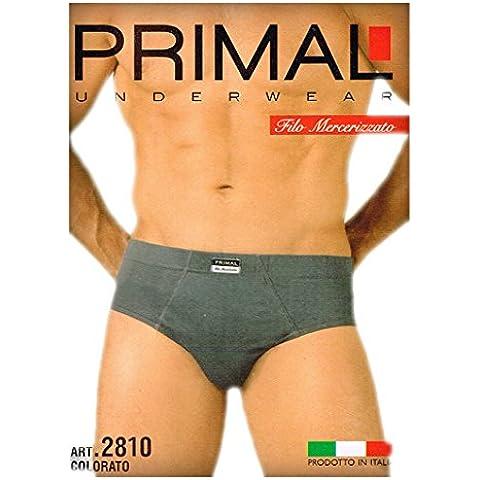 Confezione 3 slip uomo Primal in puro