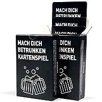 Upchase-Trinkspiel-54-Blatt-Partyspiel-Kartenspiel-Spieleabend-Saufspiel-Perfekt-zum-Jungesellenabschied-Fun-Adult-Drinking-Game-fr-Parteien