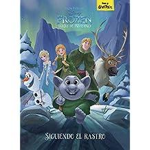 Frozen. Luces de invierno. Siguiendo el rastro: Luces de invierno. Parte 2 (Disney. Frozen)