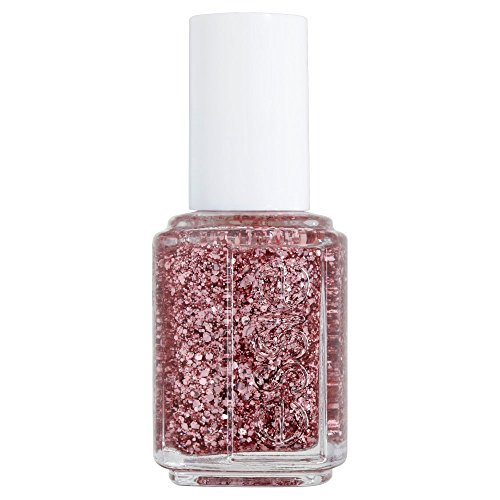 essie Luxeeffects Nagellack a cut above Nr. 275 / Glitzer Topcoat ultra deckend, 1 x 14 ml