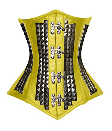 luvsecretlingerie - Bustino -  donna Yellow