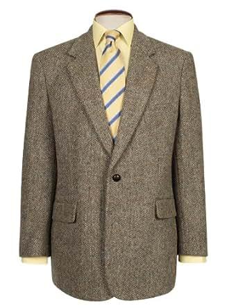 Harris Tweed Brava Jacket Classic Cut 40R