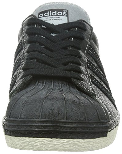 adidas Superstar 80s Varsity Jacket P, Chaussures Homme Noir