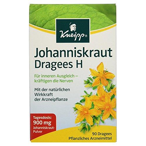 Kneipp Johanniskraut Dragees H 300 mg, 90 Dragees