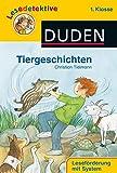 Lesedetektive - Tiergeschichten