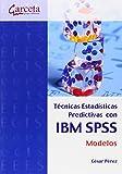 Técnicas estadísticas predictivas con IBM SPSS: Modelos (Estadistica)