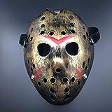 Republe Máscara de Halloween del Horror de la Mascarada de Navidad Espesado Jason Divertido de la Fiesta