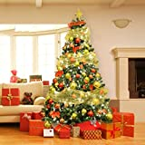 Nom: 2.1mpvc Arbre de Noël paquet Vacances applicables: Noël Couleur: A, B. Largeur des feuilles: 6cm Arbre Wai: 130cm Hauteur: 210cm Branches: 896 têtes Taille de l'emballage: 105 cm * 44 cm * 30 cm Oui Non Feu: Oui Oui Non Vert: Oui Matériel: PVC F...