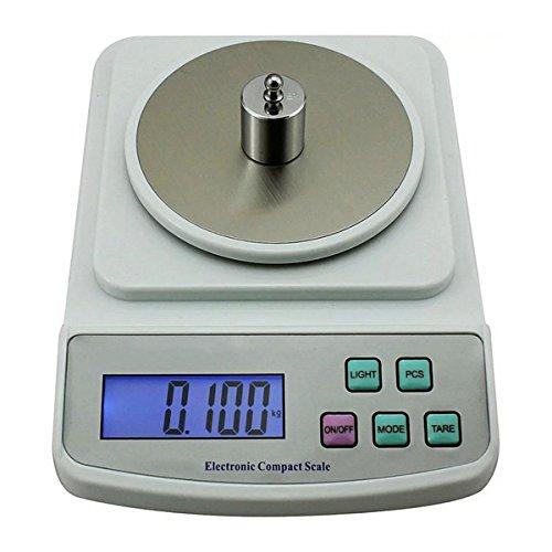 SF-400C Elektronische Waage, 500 g, 0,01 g, hochpräzise, digitale Anzeige
