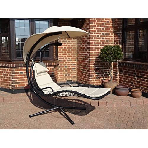Horizon Deluxe Helicopter Dream Chair Beige