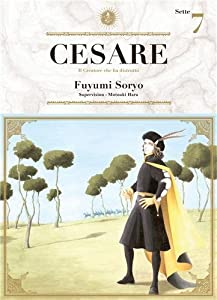 Cesare Edition simple Tome 7