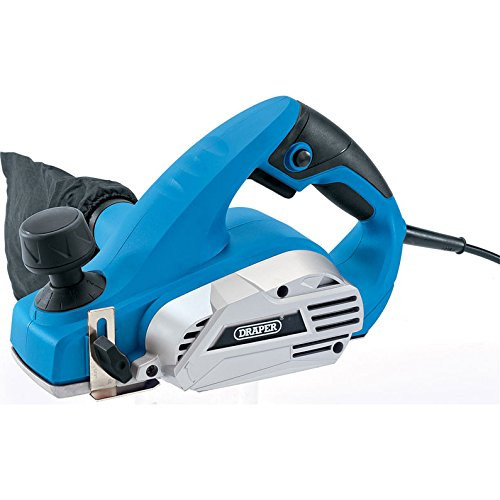 Advanced Draper XS20513 Electric Planer 82mm Width 610w 240v [Pack of 1] --