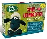 Shaun das Schaf: Spiel- und Lernkoffer für Kinder