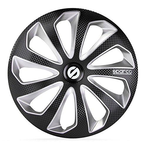sparco-spc1575bksvc-sicilia-wheel-cover-set-15-inch-black-silver-carbon