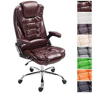 51s4vQuAe L. SS300  - CLP-Silla-de-escritorio-THOR-silla-de-oficina-con-altura-del-asiento-regulable-respaldo-reclinable-tapizada-en-piel-sinttica-y-soporta-un-peso-mximo-de-150-kg-acolchado-grueso-para-mayor-comodidad-bur