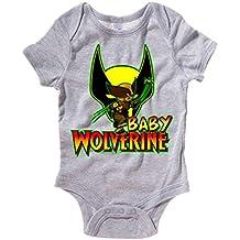 Body bebé Wolverine Baby Lobezno bebé