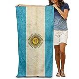 Sula-Lit Argentinien Flagge Art Herren Strandtuch Handtuch, Pool, Sport Handtuch, dick, weich, Quick Dry, leicht, saugfähig