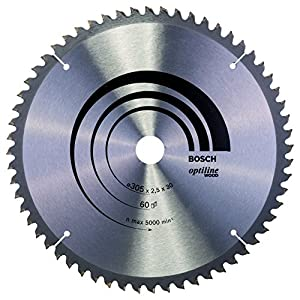 Bosch 2608640441 Optiline Wood Circular Saw Blade