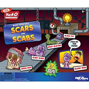 Yuck-O Scars And Scabs Kit-