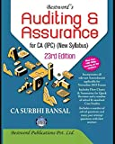 Auditing and Assurance for New Syllabus Latest Edition By Surbhi Bansal Applicable for November 2019 Exam And Onwards