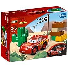 LEGO Cars 5813 - Saetta (Bandiera A Scacchi Set)