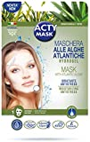 Acty Mask–Maschera Tessuto idrogel alle alghe dell' Atlantico
