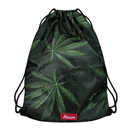kreem Dazed Army Bag black/green