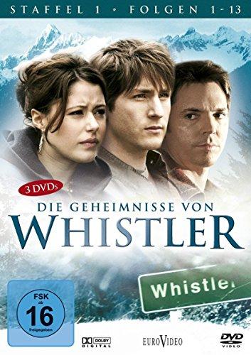 Die Geheimnisse von Whistler - Staffel 1 (3 DVDs)