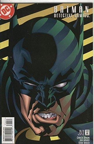 Batman Detective Comics numero 716