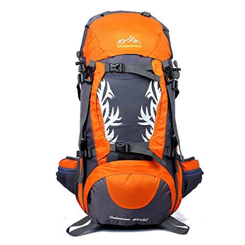 All'aperto Sport Alpinismo Borsa Da Viaggio Borsa Impermeabile Di Spalla Sacchetto Orange