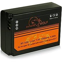 Power Batteria ED-BP1030 per Samsung NX200   NX210   NX300   NX1000   NX1100   NX2000