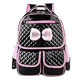 Schulrucksack, iTECHOR Mädchen Kinder Bowknot Rucksack Schulrucksack Schultasche