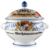 Seltmann Weiden 001.683814 Terrine Löwenkopf mit Deckel 2,00 l Compact  Bayern-Serie